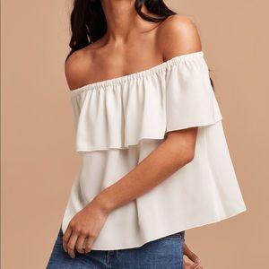 Aritzia Promener blouse